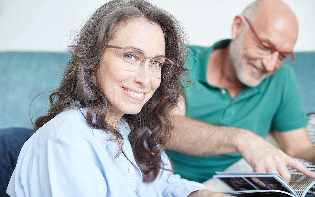 Multifokális szemüvegek: felejtse el az állandó szemüvegcserét a mindennapokban!